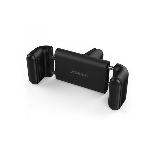 Air Vent Mount Phone Holder Black-blue