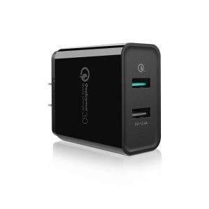 Quick Charge 3.0 USB 2 Ports Charger UK
