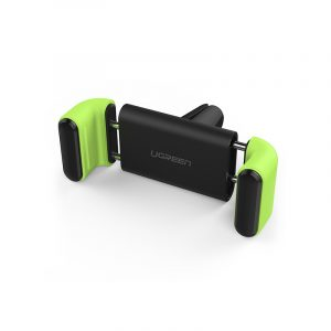 Air Vent Mount Phone Holder Black-green