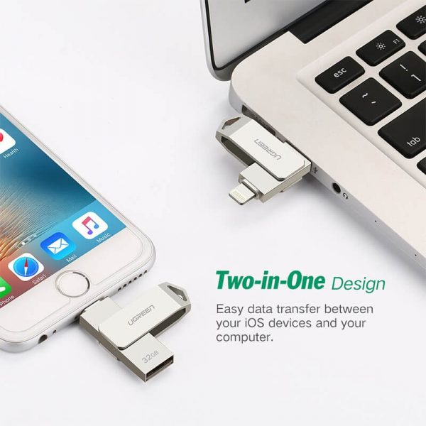 USB 2.0 Flash Drive for iPhone and iPad