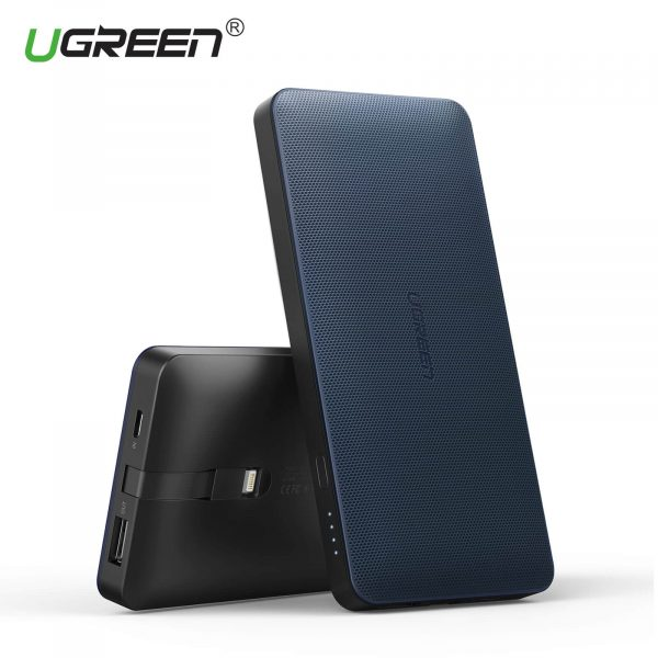 10000mAh MFI apple certified Power Bank