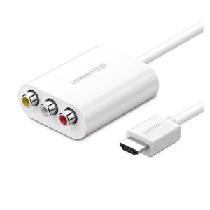 HDMI to AV Converter 1M