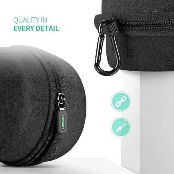 Ugreen ECHO dot storage case Black