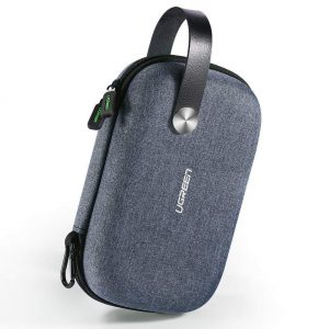 Travel Storage Case Gray