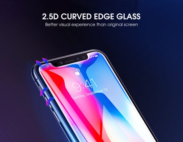 UGREEN iPhone Tempered Glass Protector - 6, 6s, 7, 8