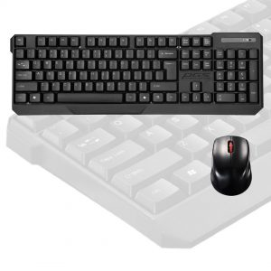Wireless keyboard +mouse combo G7000