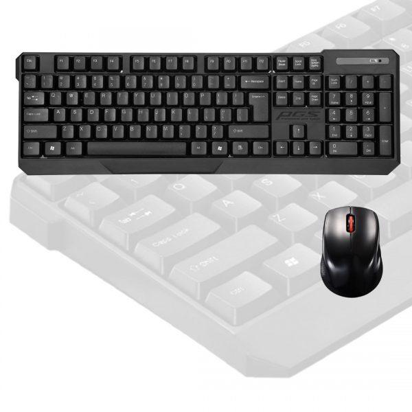 Wireless keyboard +mouse combo G7000