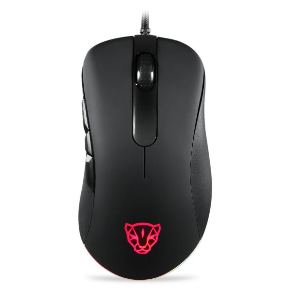 V100 Wired  game mouse 3327 black