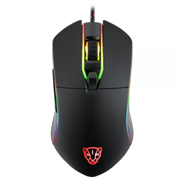 V30 Wired  game mouse black PMW3320