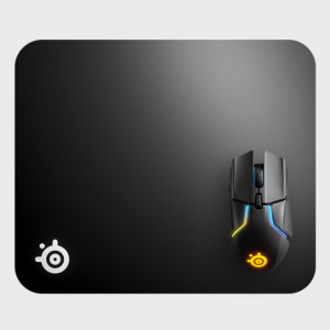 SteelSeries QcK Gaming Surface - Hard Mouse Pad