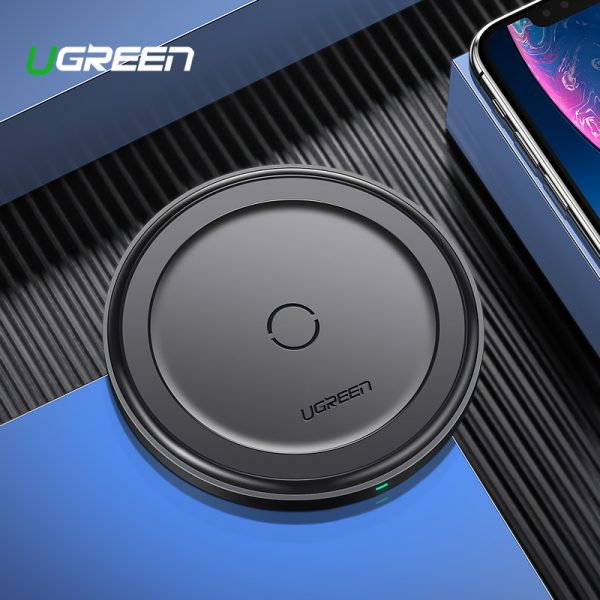 UGREEN QI Wireless charger  Black