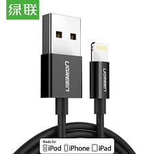 UGREEN Lighting to USB Cable- 1M