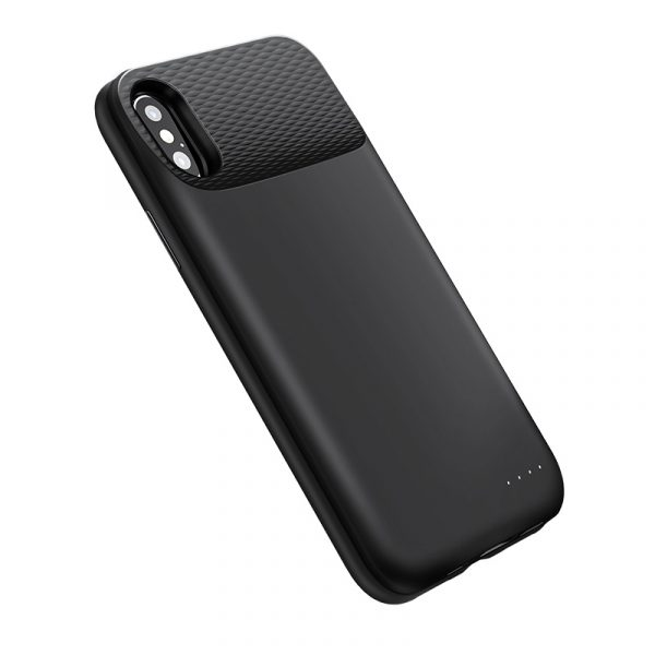 Ugreen iPhone X Battery Case Black with wireless charging