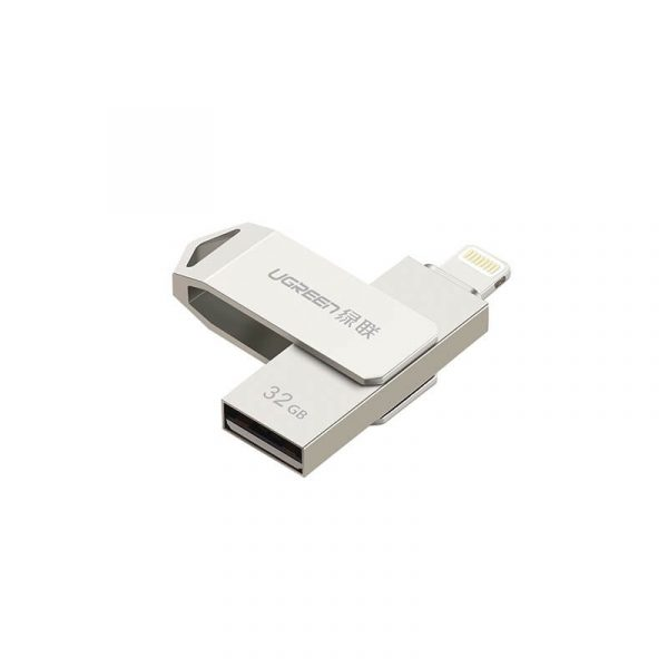 UGREEN USB 2.0 Flash Drive for iPhone and iPad