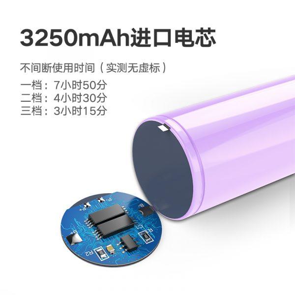 Ugreen Portable Handheld Fan-Pink