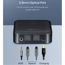 UGREEN Bluetooth Transmitter&Receiver Version 4.2
