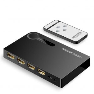 HDMI 3X1 Switch Black