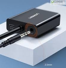 UGREEN VGA to HDMI Converter BLACK