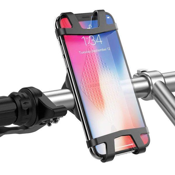 Bike Mount Phone Holder Black