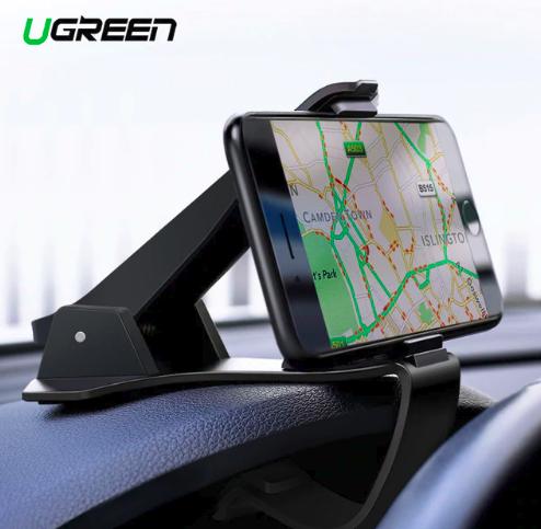 Ugreen Dashboard phone Holder Black