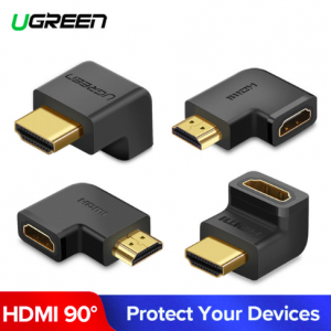 HDMI Male to Female Adapter -- Down