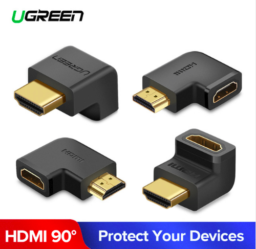 Ugreen HDMI Male to Female Adapter -- Down