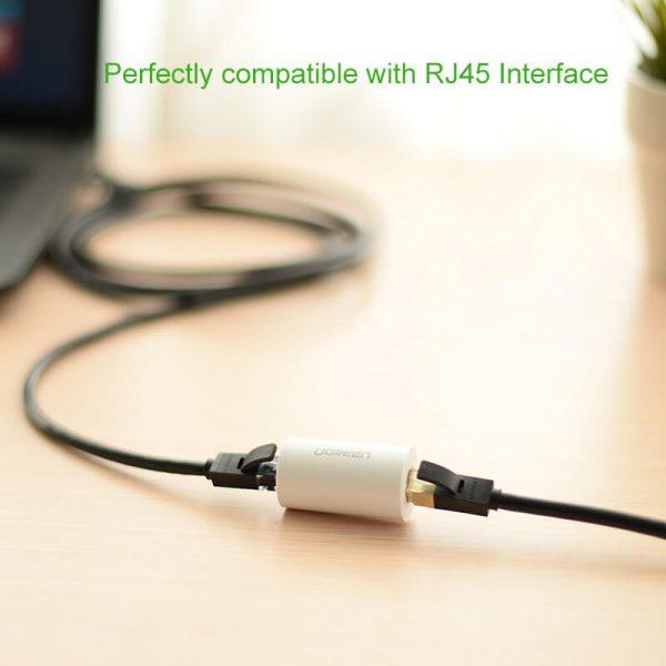 UGREEN Anti-thunder RJ45 ethernet connector