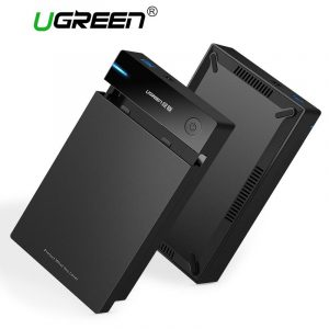 UGREEN USB 3.0 3.5 Inch Hard Disk Enclosure