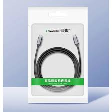 UGREEN USB 3.1 Type C Cable Male to Male 1m ( Black)