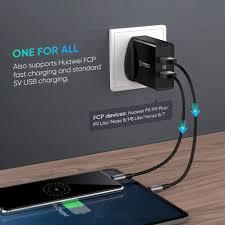 36W QC 3.0 Quick Wall Charger (UK Plug)