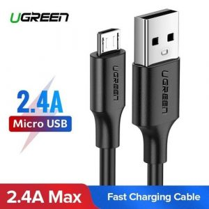 UGREEN USB to Micro USB Data Cable Black 1.5M