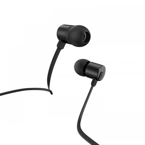 M63 Ancient Sound Earphones with Mic Black