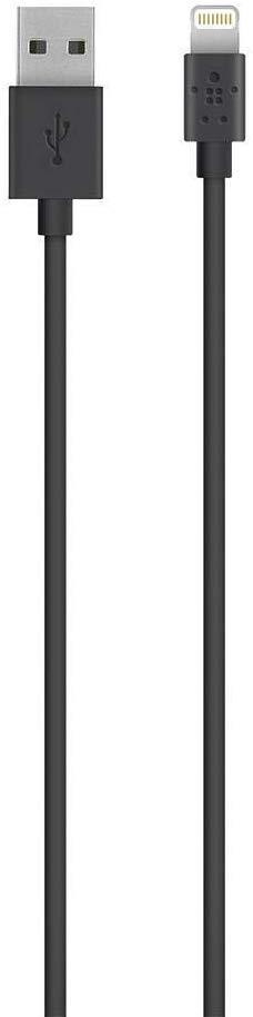 MIXIT UP LTG TO USB CHARGESYNC CBL,2.4A,4',BLK