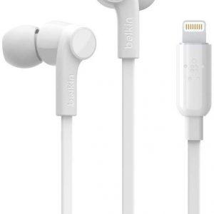 Belkin LTG,IN-EAR HEADPHONES,BETTER,WHITE