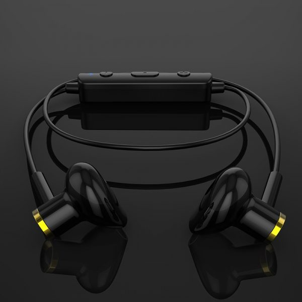 ES21 Wonderful Sports Wireless Headset Black
