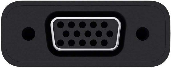 Belkin ADAPTER,USB-C,VGA,BLACK