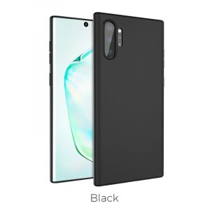 Fascination Series Protective Case Samsung Galaxy Note 10+ Black