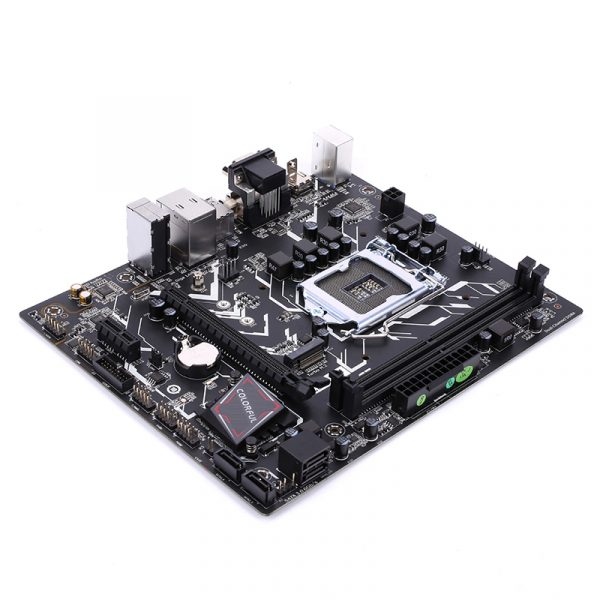 Colorful Battle Ax C.B360M-HD PRO V21 Motherboard