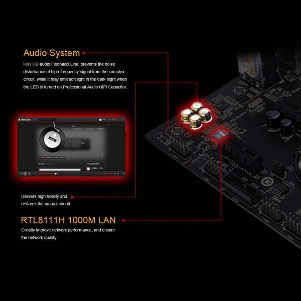 COLORFUL BATTLE-AX B360M-HD PRO V21