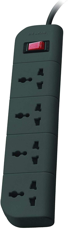Belkin Essential Series 4-Socket Surge Protector