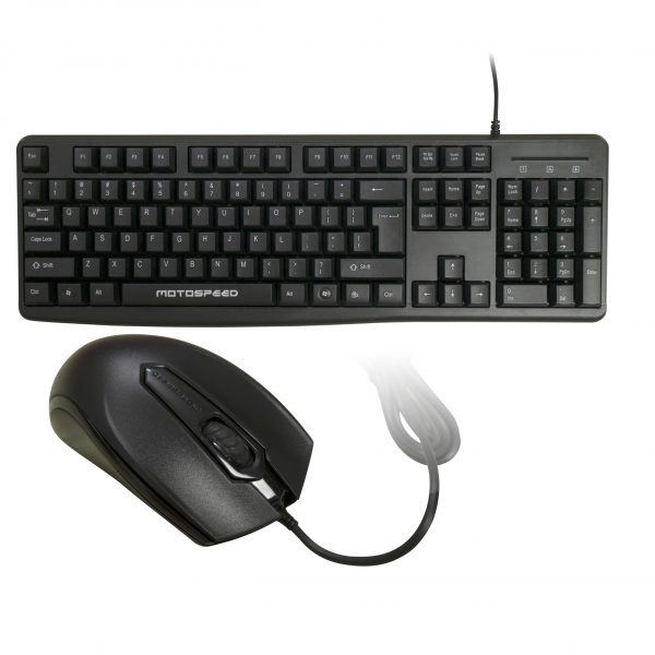 Motospeed S102 Wired Mouse and keyboard combo