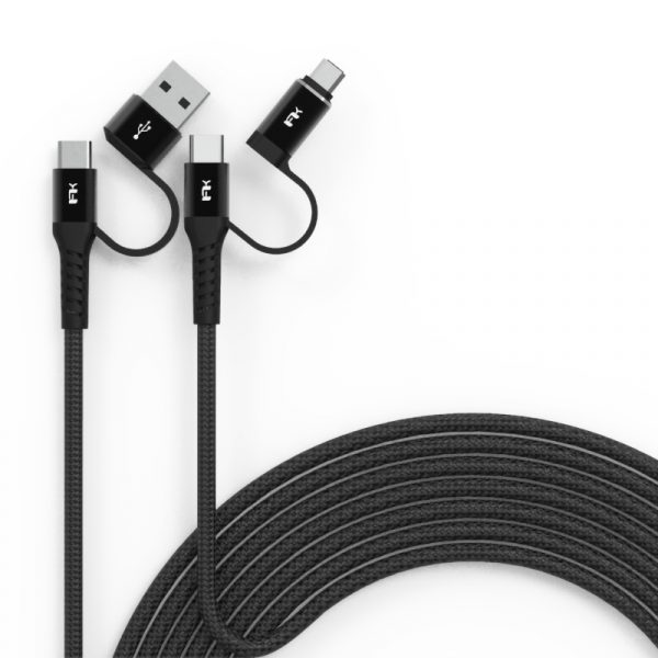 Android Fast Charging Multi Plug Cable