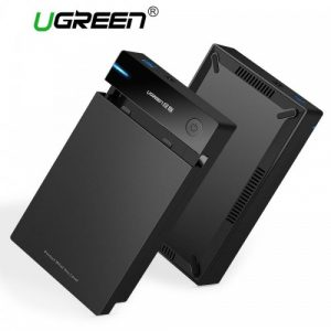Ugreen 3.5″ USB 3.0 Hard Drive Enclosure