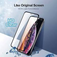 UGREEN 3D Full Coverage Blue Light Screen Protector iPhone XS MAX