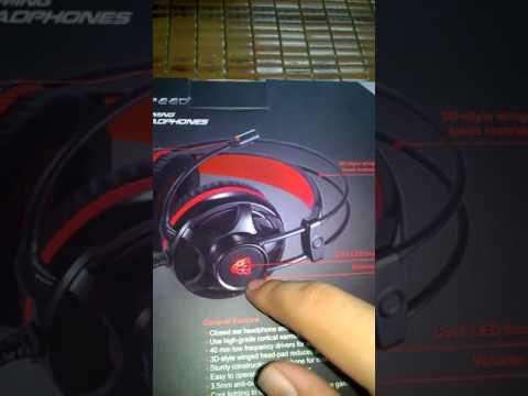Motospeed H11 Gaming Headset