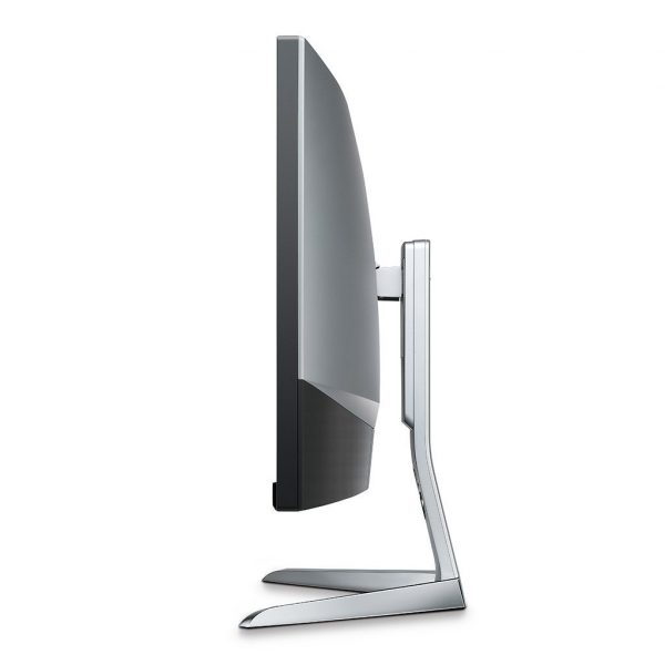 BenQ XL3501R 35 Inch Curved Gaming Monitor for Sim Racing, 2K Ultrawide