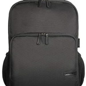 "Tucano Free & Busy notebook case 39.6 cm (15.6"") Backpack case Black"