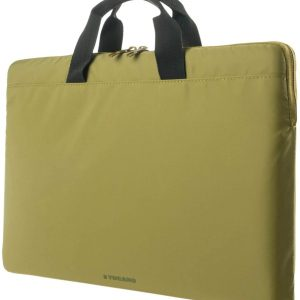 Tucano Minilux Padded Laptop/Shoulder Bag for 13/14 Inch Laptop/Tablet/Netbook/Acid Green