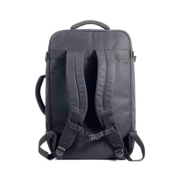 Tucano Tugo Large Travel Backpack (Black)