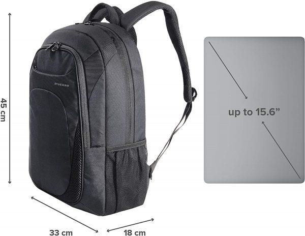Vario Backpack pc 15.6'' Black